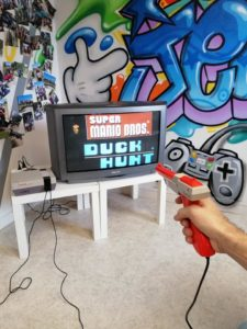Read more about the article Journée Retro gaming