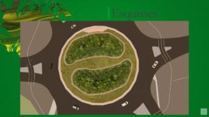 Read more about the article Une forêt urbaine sera créée au giratoire du Plan