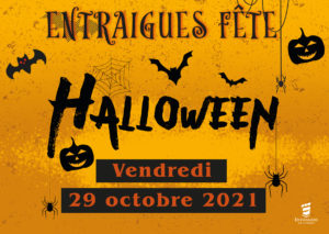 Read more about the article Entraigues fête Halloween