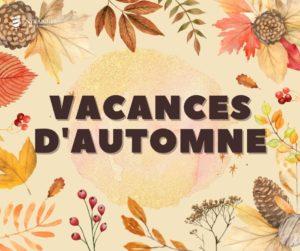Read more about the article Des vacances d'automnes actives